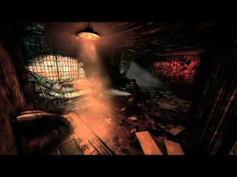 Silent Hill: Downpour E3 2011 Gameplay HD