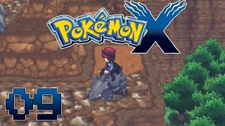 Let's Play Pokemon X Part 9 Fossil Pokemon & Glittering