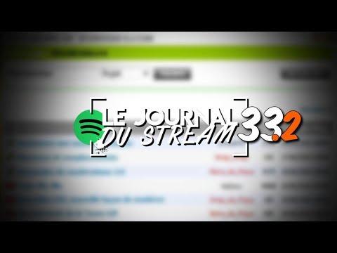 Le Journal du Stream #33.2 - Spotify se retire de JVC