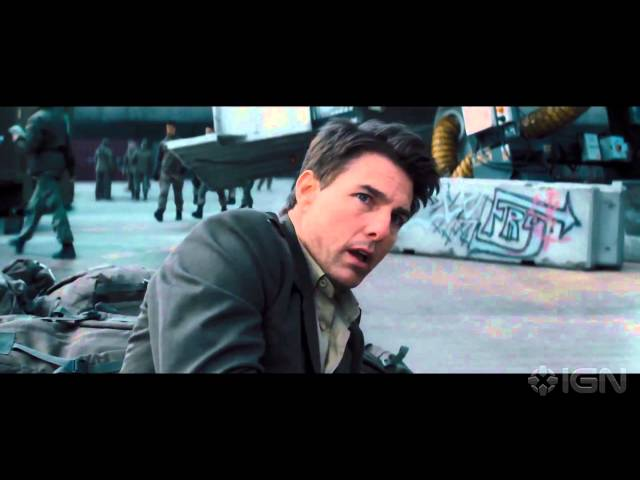 Edge of Tomorrow - Trailer #1