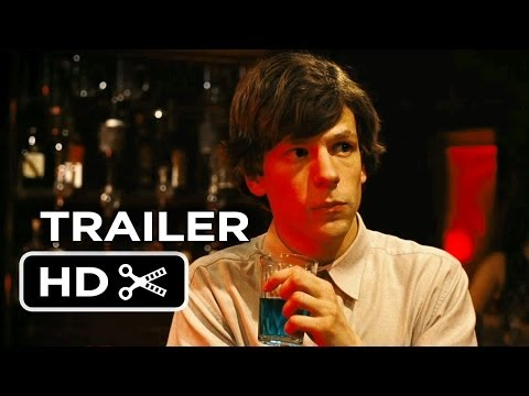 The Double TRAILER 1 (2014) - Jesse Eisenberg Movie HD