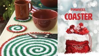 Crochet Crochet Coasters Tutorial