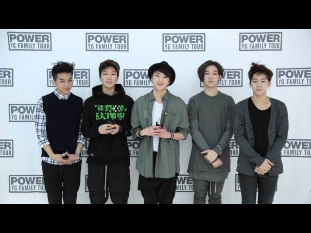 YG FAMILY CONCERT 2014 「POWER」IN JAPAN (WINNER)