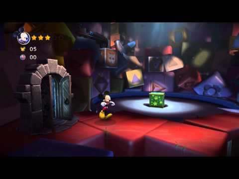 Castle of Illusion(remake) #2 - Gameplay Comentado