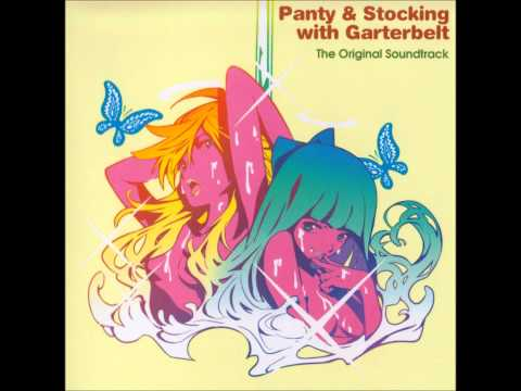 01.  Theme for  &amp; Stocking, One of my all time favorite sound tracks to an anime.While the show itself was pretty good, the music was the crown jewel of the whole thing. 9/10 for lots ...
