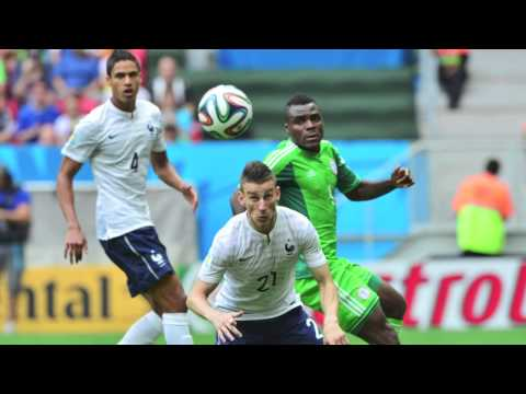 World Cup 2014: Nigeria v France