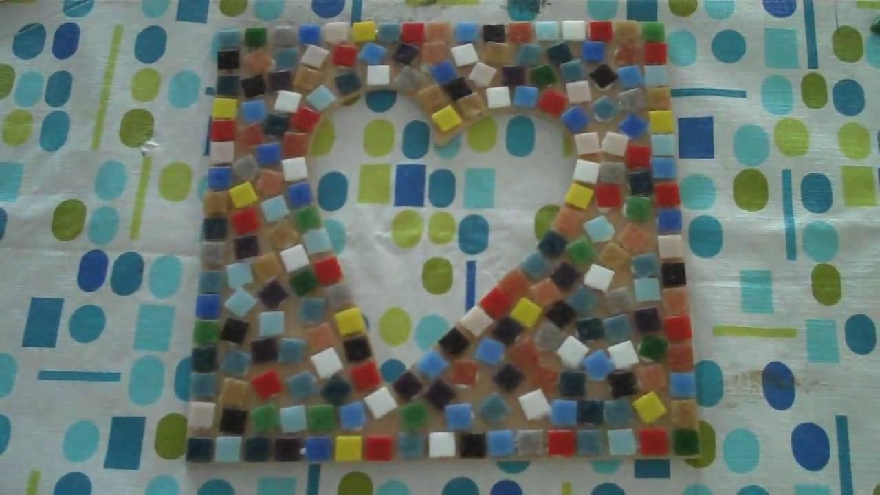kreativ basteln zum kindergeburtstag mit mosaik bastelsets. Black Bedroom Furniture Sets. Home Design Ideas