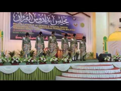 NAIB JOHAN | Festival Nasyid KPM Negeri Sabah 2014 | Wirama Zirbad
