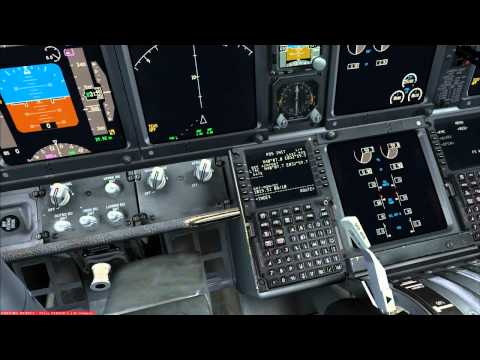 PMDG 737NGX Cold and Dark to Taxi. (Tutorial)