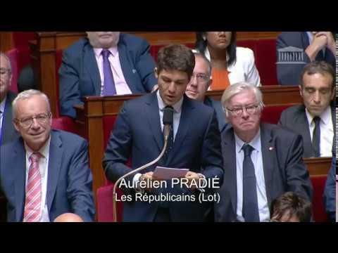 M. Aurélien Pradié - Prise en charge du handicap
