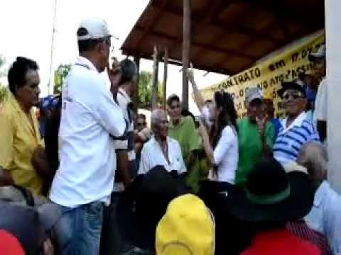 PROTESTO EM SERRA PELADA