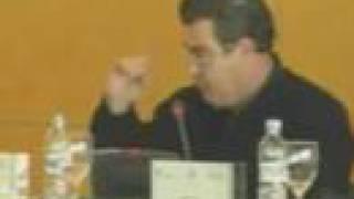 Emilio Calatayud, clase magistral I