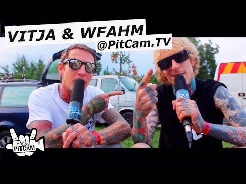 VITJA - Behind The INK mit Dave & Nico von WFAHM @ Destruction Derby