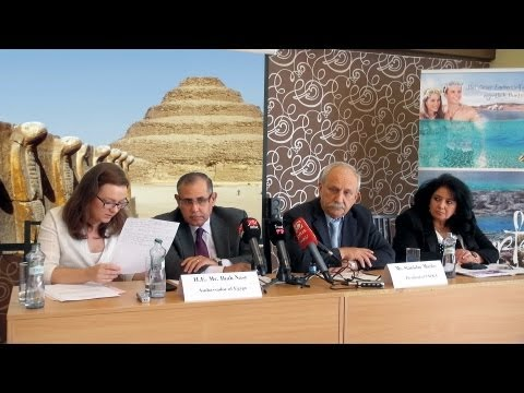 Egypt Tourism Today - Travel TV Slovakia