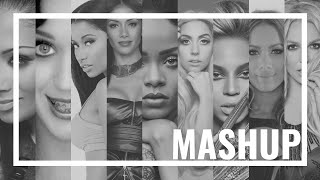 Rihanna, Beyoncé, Nicole, JLo, Nicki, LMFAO, Britney, Katy & Leona - Don't Go On The Floor