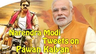 Narendra Modi Tweets On Pawan Kalyan's Birthday