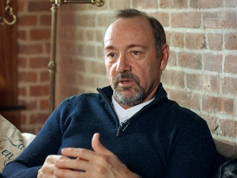 Kevin Spacey's Wonderful Work Ethic