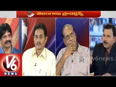 Will bifurcation of chamber effects Telugu Film Industry - 7 PM Discussion
