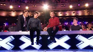ALL Golden Buzzer by Ant and Dec on Britain's Got Talent