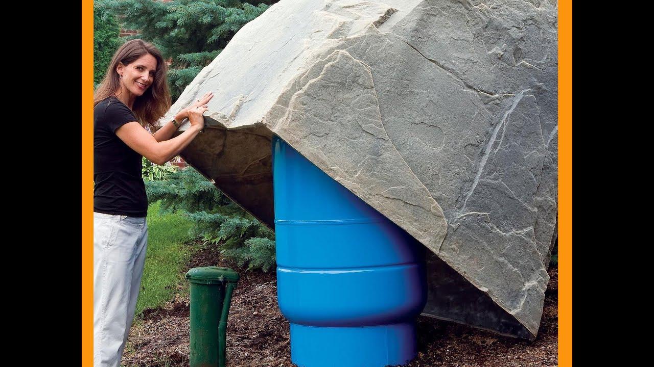 Dekorra Model 114 Artificial Boulder Pressure Tank Cover