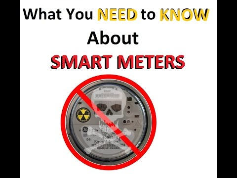 Smart Meter Radiation Protection EMF Radiation Blocked  0