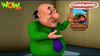 DoctorJhatka inventions -Motu Patlu Compilation - Part 07 - As seen on Nickelodeon