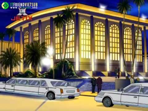 Totally Spies - Phim Hoạt hình ba nữ thám tử Phần 4 tập 21 The Suavest Spy