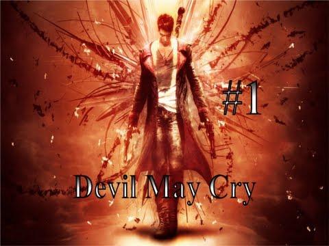 Devil May Cry - Mission 1 - Han är naken!!! O.o