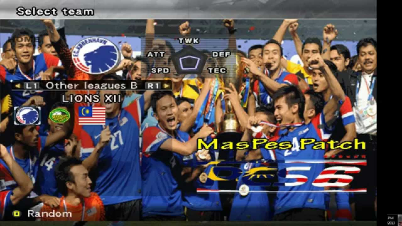 konami win32we9uopt indonesia super league 2013