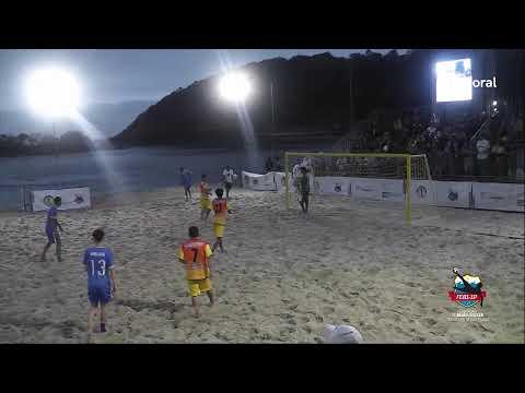 Disputa do 5º Lugar - Jogo 14 - 2ª Taça São Paulo de Beach Soccer