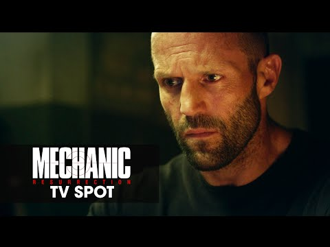 "Mechanic: Resurrection (2016 Movie - Jason Statham) Official TV Spot – ""Eliminate"""