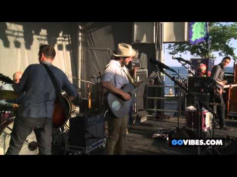 "Lord Huron performs ""She Lit A Fire"" at Gathering of the Vibes Music Festival 2013"