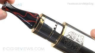 UPDATE REVIEW OF THE NUCLEUS DRIPPING ATOMISER V2 BY MOJO