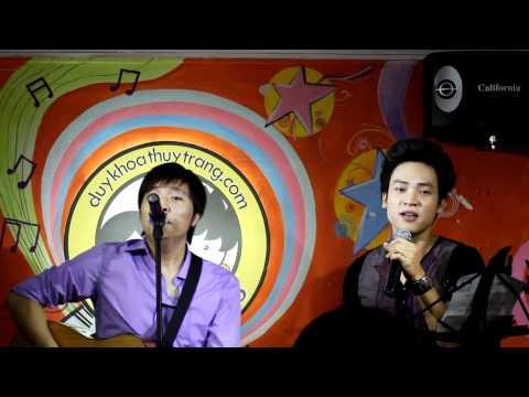 Hoa Thơm Bướm Lượn - Anh Khang ft Duy Khoa (live)