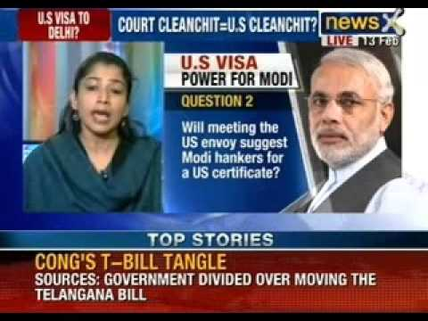 Visa power for Narendra Modi: US signals end to 9 year Narendra Modi ban
