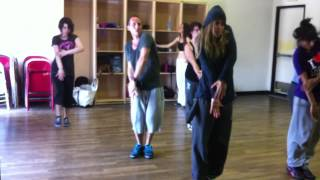 Leslie Scott Choreo at EDGE Performing Arts Center - Tari Mannello