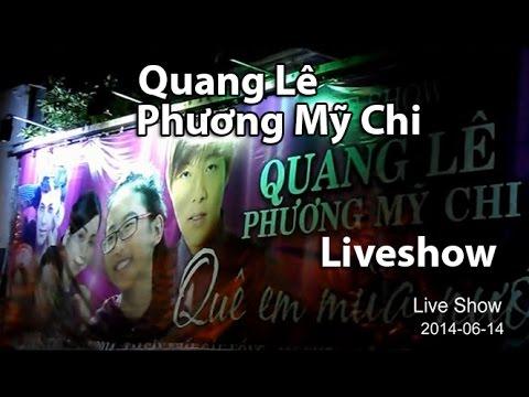 Liveshow Quang Lê Phương Mỹ Chi Quê Em Mùa Nước Lũ - 2014-06-14 - Phi Nhung, Thùy Trang, Hà Vân