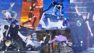 미끄럼주의 : 안타까웠던 순간들 Slip on the stage, Kpop : 2018 DREAM CONCERT