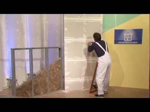 Knauf Bauprodukte - Unter Dach und Fach - Befestigungen
