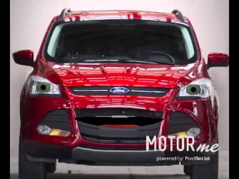 Happy Holidays from Ford Social    Motor Me  Ford Escape
