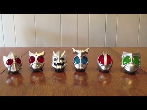 Kamen Rider Wizard Capsule Ring Sets 09 & 10 Review