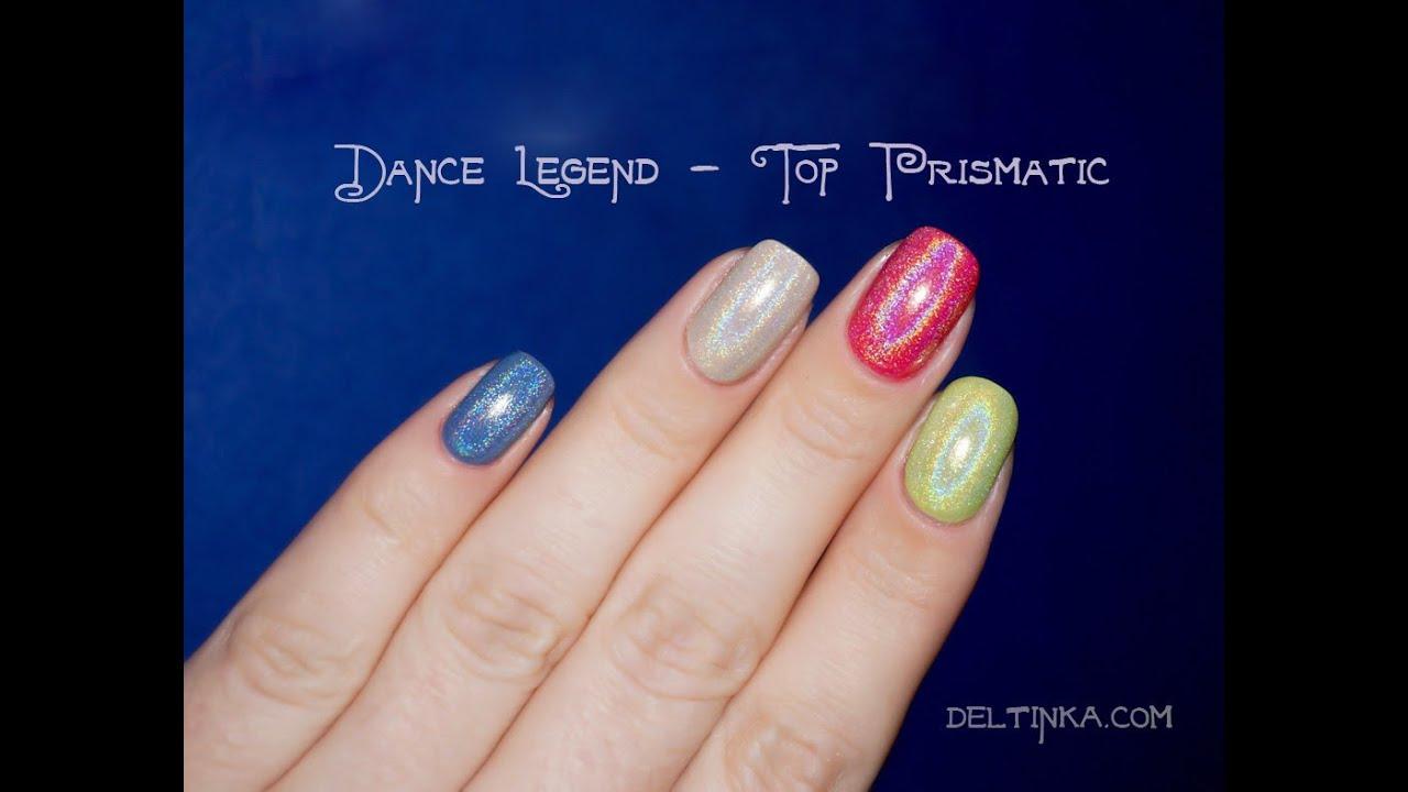Dance Legend Top Aquarelle цвет №4 Botticelli