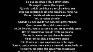 O Amor Coloriu Luan Santana (com Letra)
