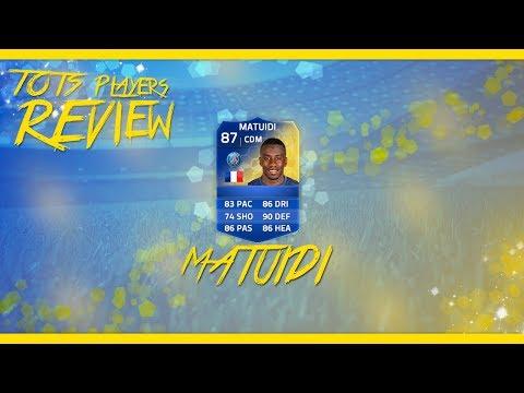 FUT14 | TOTS Review | Blaise Matuidi (MDC : 87) ! [FR]