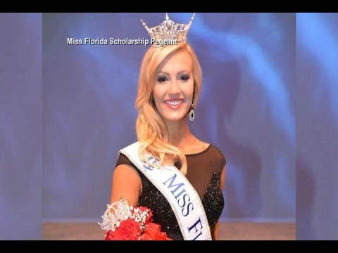 Wrong Miss Florida Crowned Due to 'Tabulation Error'