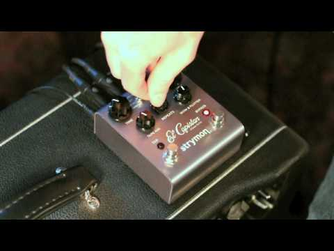 Strymon El Capistan d'Tape Echo Delay Pedal