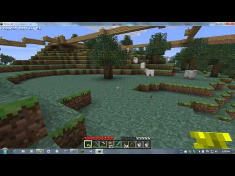 Minecraft Fairy Mod - Tutorial &amp; Tour