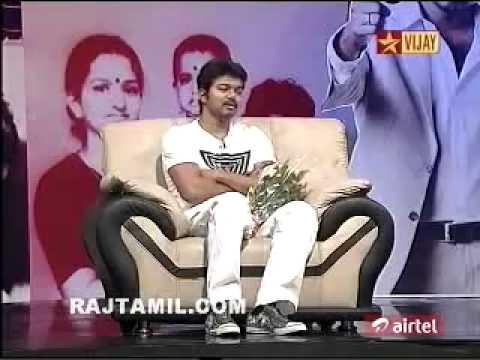 Vijay na mass Vijay tv program Pt8