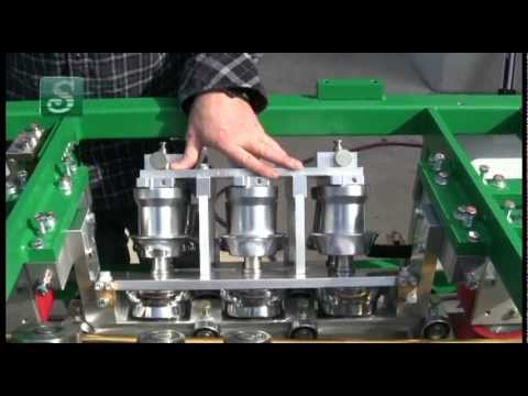 Combo Gutter Machine Change Over 5 To 6 Youtube