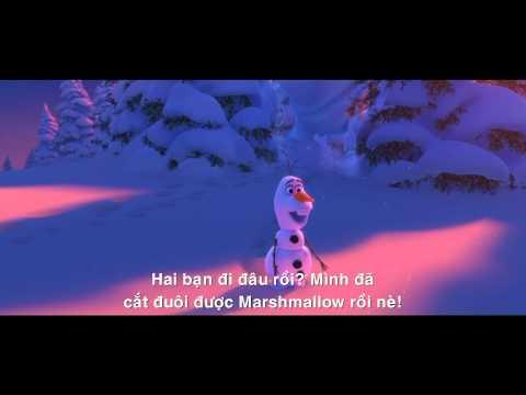Frozen - Nữ Hoàng Băng Giá (3D) - Phim Clip - Ăn Ý